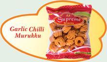 Garlic Chilli Murukku